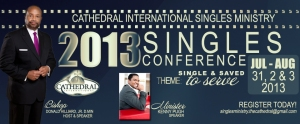 Singles Conference Banner