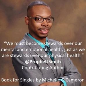 Joshua P Smith Quote