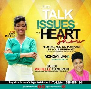 Issues of the Heart Radio Interview - BlogTalkRadio