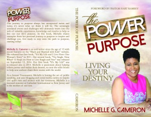 Book cover for Power of Purpose Book