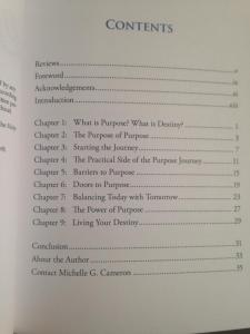 Table of Contents!